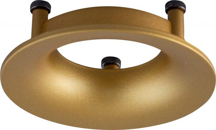 Nordesign Glow 82 cuff gold