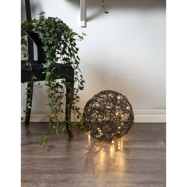 Star TRASSEL dekorball inne/ute 30cm