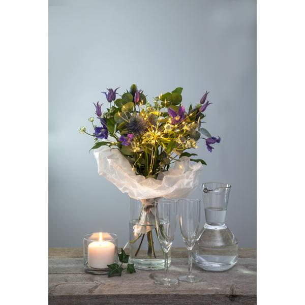 Star Dew Drop bouquet 60-lys