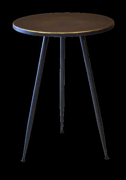 A-Grossisten Lampebord Ø50cm H69cm