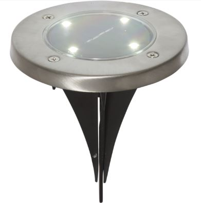 Star Lawnlight 3pk Utendørs Solcelle til plen