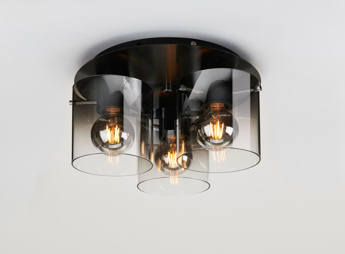 MS Roxy Plafond 3-lys