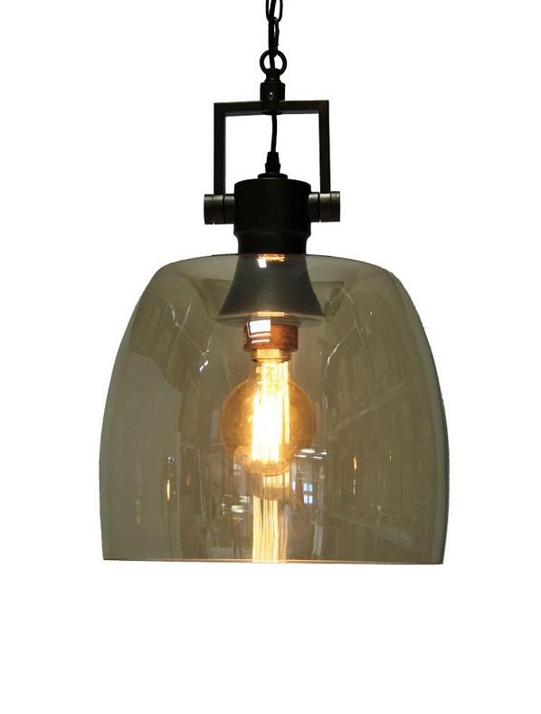 AG Lille Walda taklampe i glass