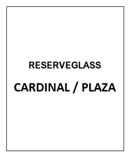 Kuppel Noral Cardinal/Plaza