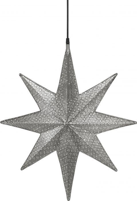 PR Capella Stjerne Sølv 40cm