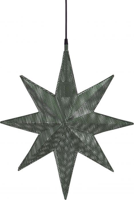 PR Capella Stjerne grønn 40cm