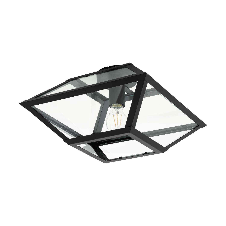 EGLO Casefabre sort taklampe