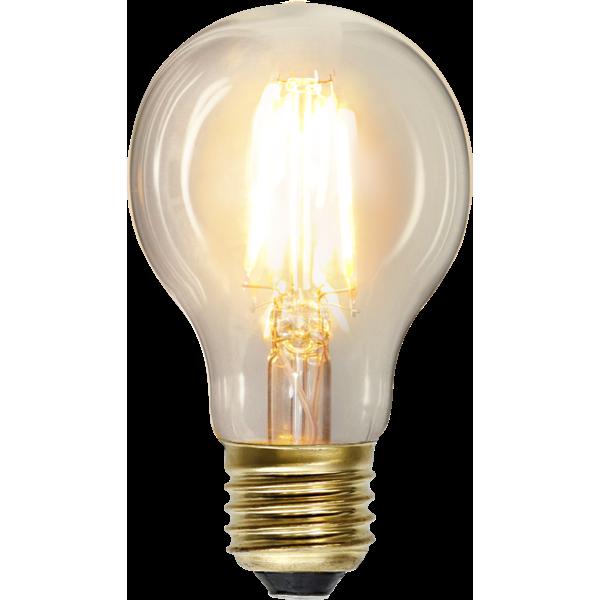 Star Decoration normal LED klar filament E27 2,3W