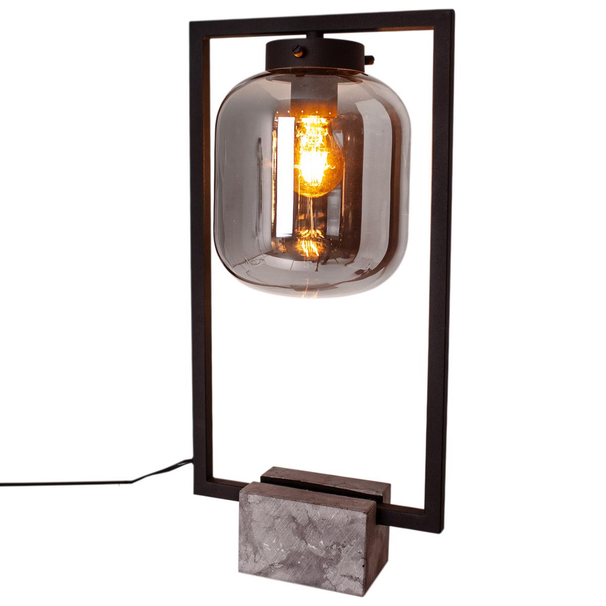 By Rydens Dixton bordlampe H52cm