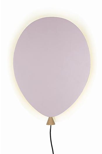 Globen Balloon rosa 6W LED Vegg