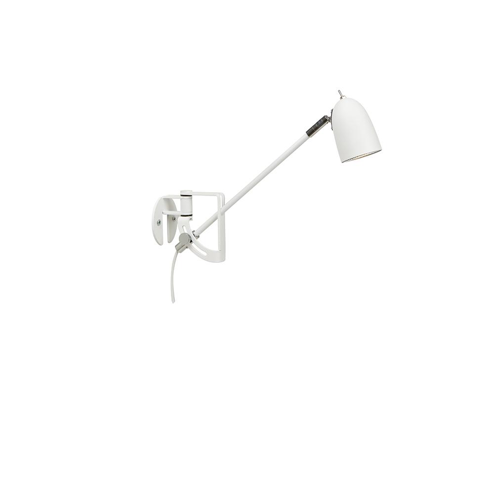 Belid Radiell Hvit vegg LED