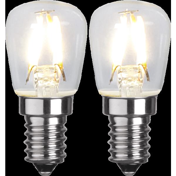 Star LED E14 2-p 1,3W 110lm