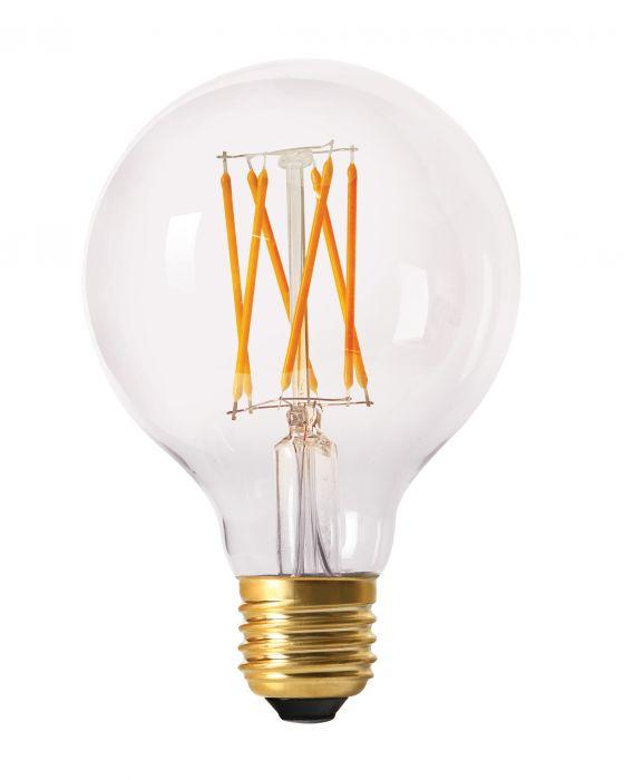 PR LED E27 4W ø80 dimbar