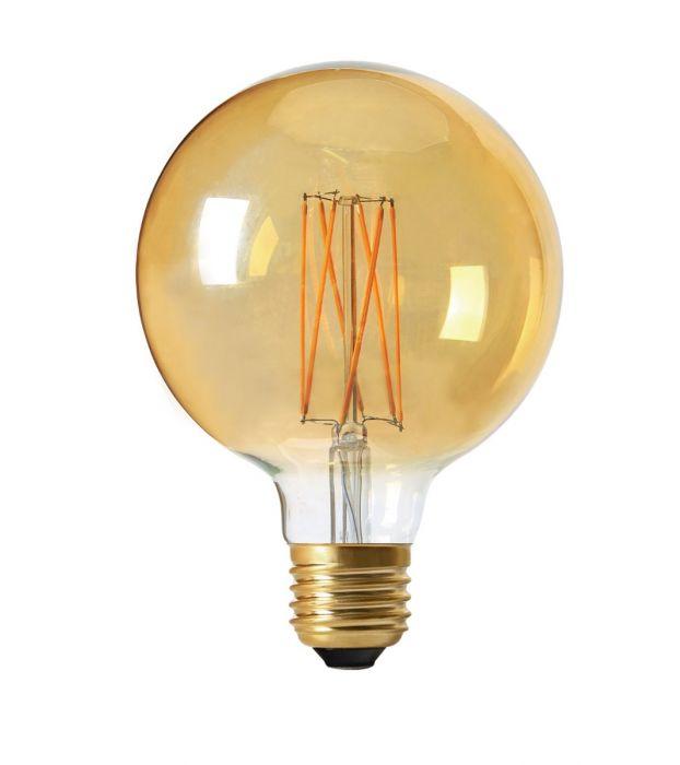 PR LED E27 2,5W ø95 dimbar