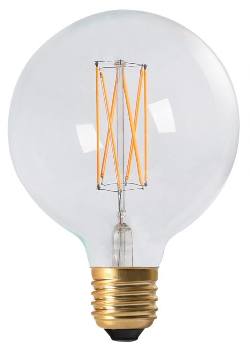 PR LED E27 4W ø95 dimbar
