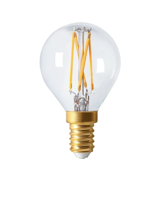 PR LED E14 3,5W illum dimbar