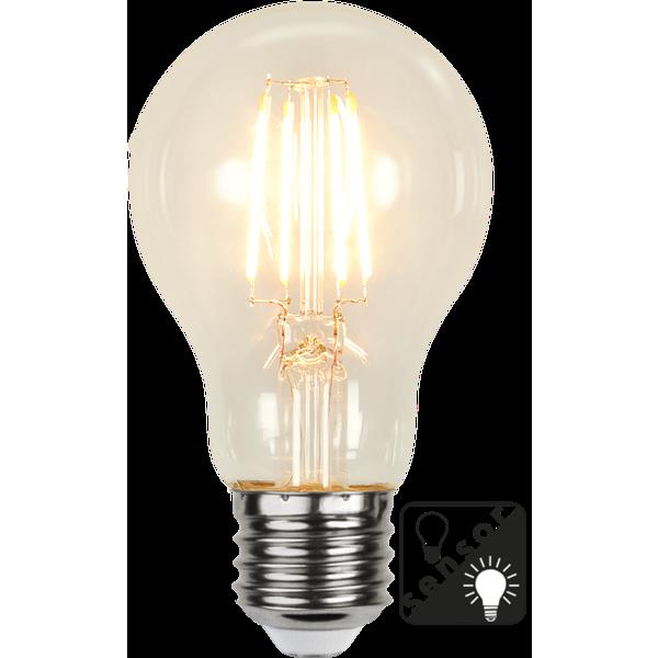 Star LED E27 4,2w  sensor