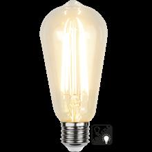 Star LED E27 4,2W filament sensor