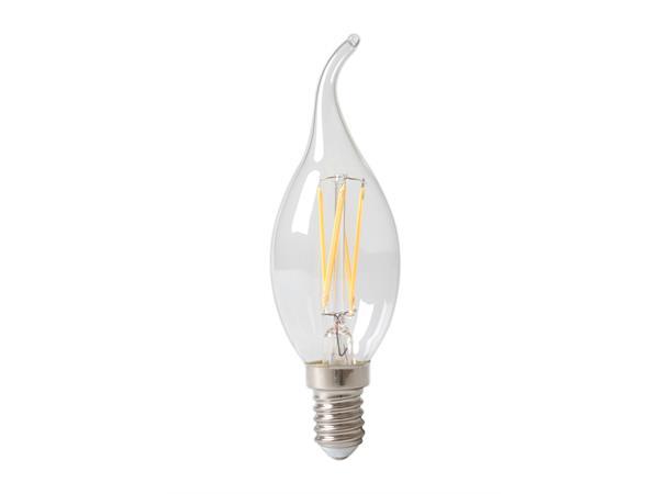 Calex E14 3,5W mignon flame