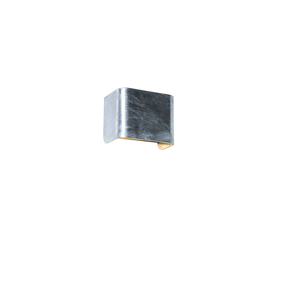 Belid Taurus Vegg Galvanisert 6W LED Dimbar