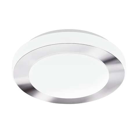 Eglo Carpi Krom/Hvit 11W LED IP44 Ø30cm