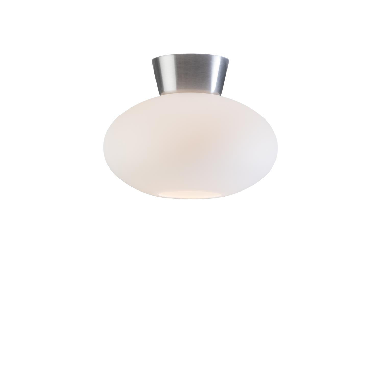 Belid Bullo Plafond Alu/Opal E27