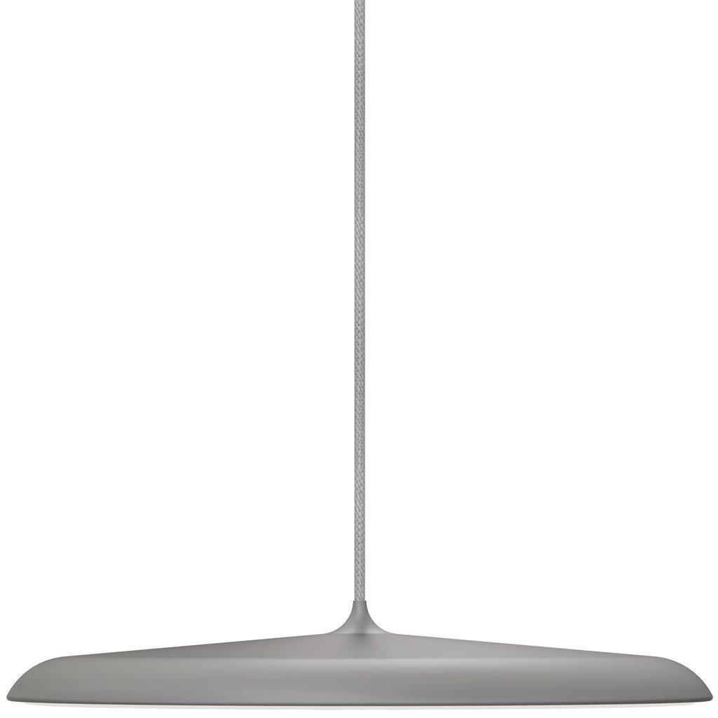 Nordlux Artist grå pendellampe 40 24W LED Dimb.