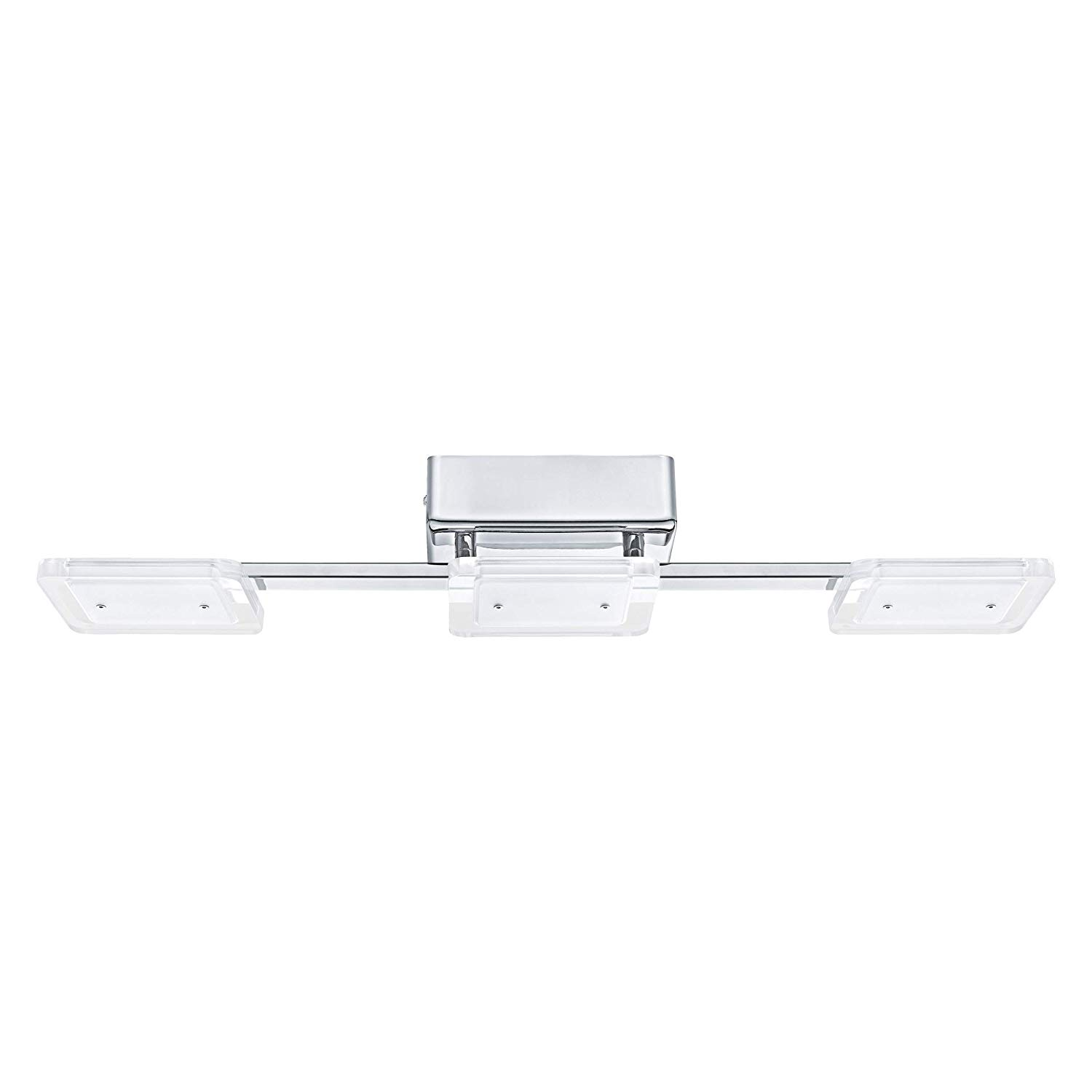 Eglo Cartama Krom/Glass 3x4,5W LED inkl.