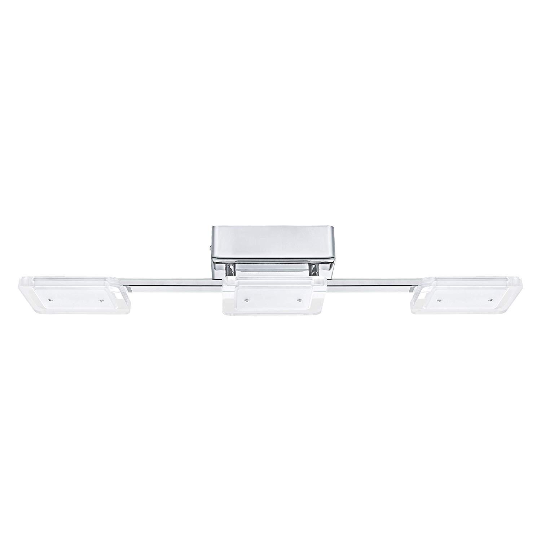 Eglo Cartama Krom/Glass 3x4,5W LED inkl.