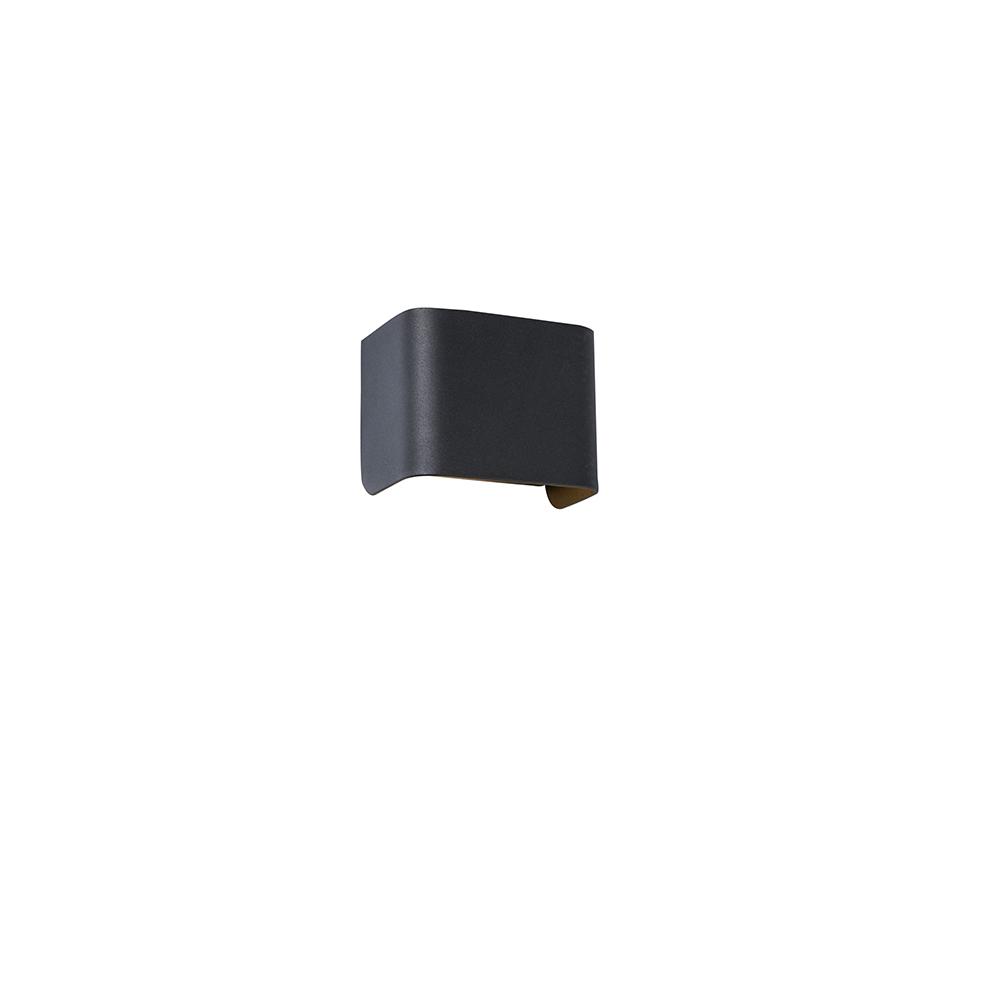 Belid Taurus Vegg Antracit 6W LED Dimbar