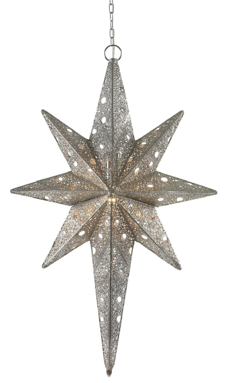 EA Morena Stjerne mattkrom H40 B26 E14 25w