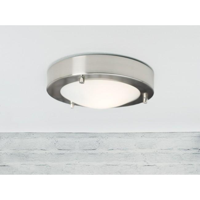 Nordlux Ancona B.Stål 6W LED  IP44