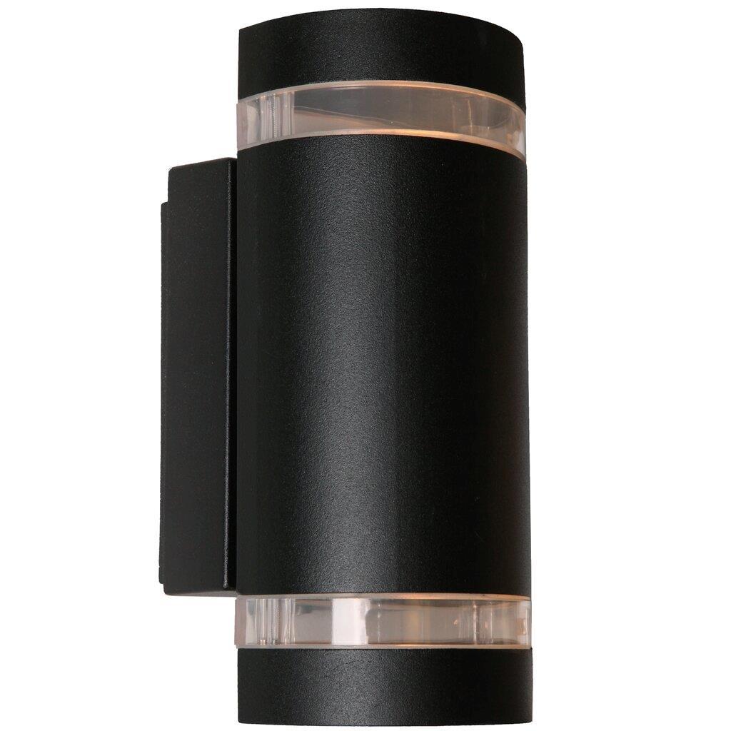 Nordlux Focus Sort 2xGU10 Vegg IP44