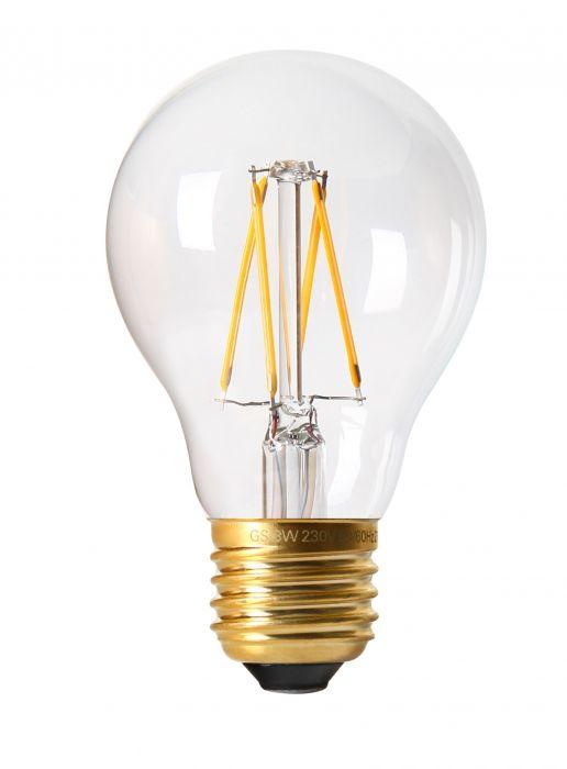 PR LED E27 4W Klar dimbar