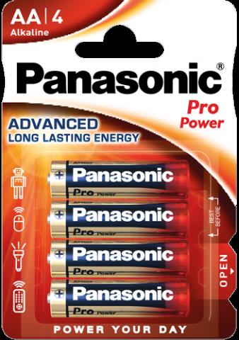 Panasonic Pro Power AA/LR6 1,5V 4pk