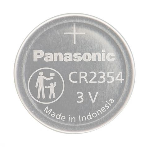 Panasonic Lithium Power Batteri CR2354 3V 1pk
