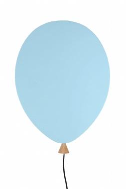 Globen Balloon vegg Blå 6W LED Vegg