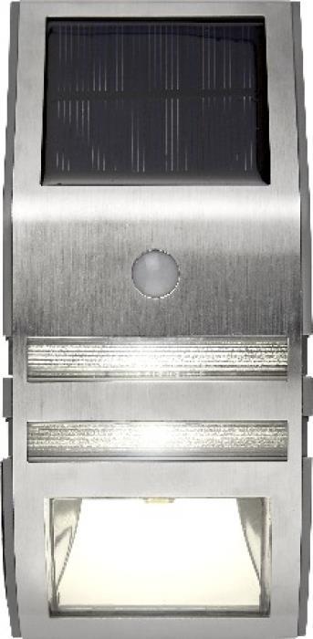 MS Wally solcelle vegg 50lm m/bevegelsesensor