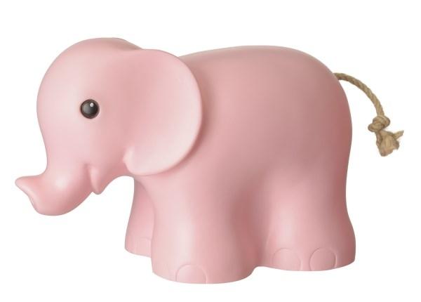 Leklyckan Elefant Rosa