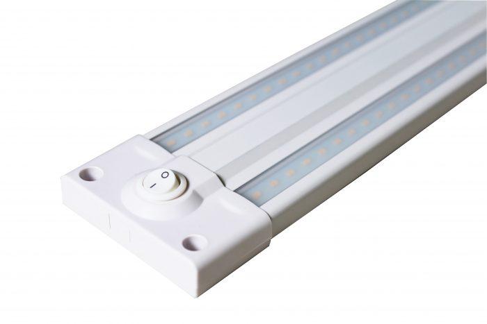 Nordesign Linear LED10w benkarmatur