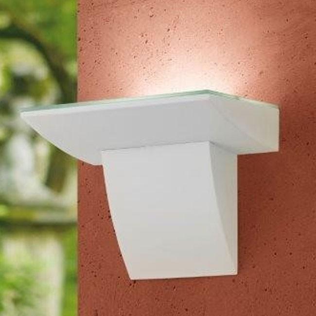 Eglo Fontela Hvit LED 2 x 2,5W 3000K IP44