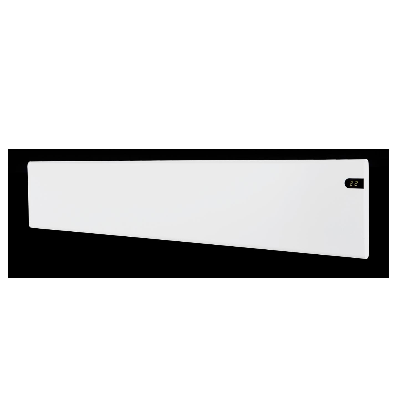 Adax Neo NL06 KDT Hvit List 600W m/elektronisk ter